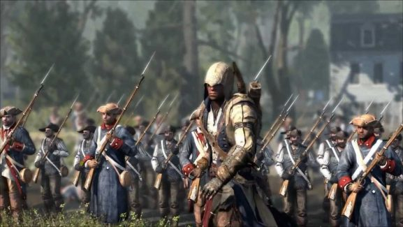Assassin's Creed III Remastered Version Has A Release Date - The Gaming World Will Rejoice In A Month's Time