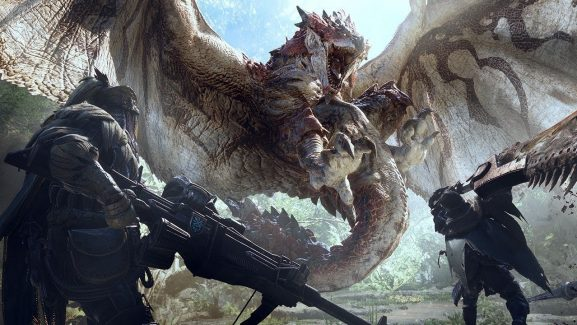 Capcom's Monster Hunter: World Rakes In Whopping Profits With Income Rising By 92%