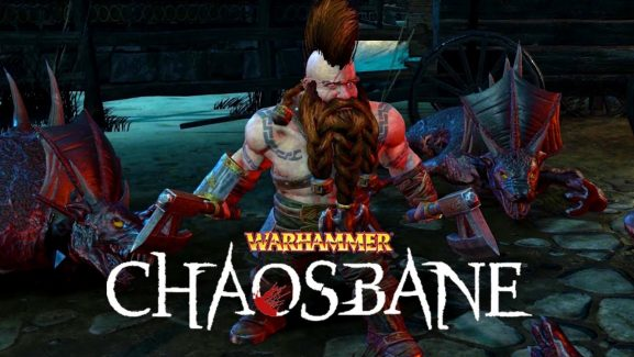 Chaosbane's Dwarf Slayer Rolls Down In Action In Latest Warhammer Video