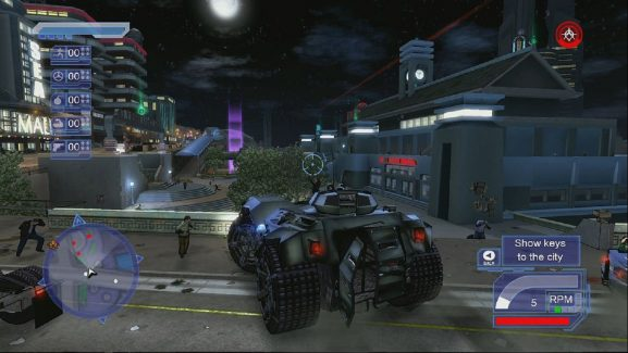 The Original Crackdown Is Now Free On Xbox One