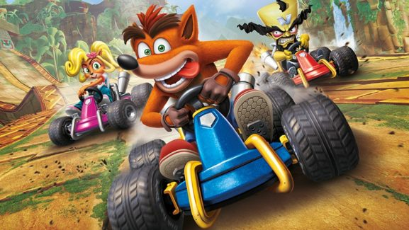 Crash Team Racing Nitro-Fueled Bring Back The Nostalgia Of The Original But With A Modern Twist