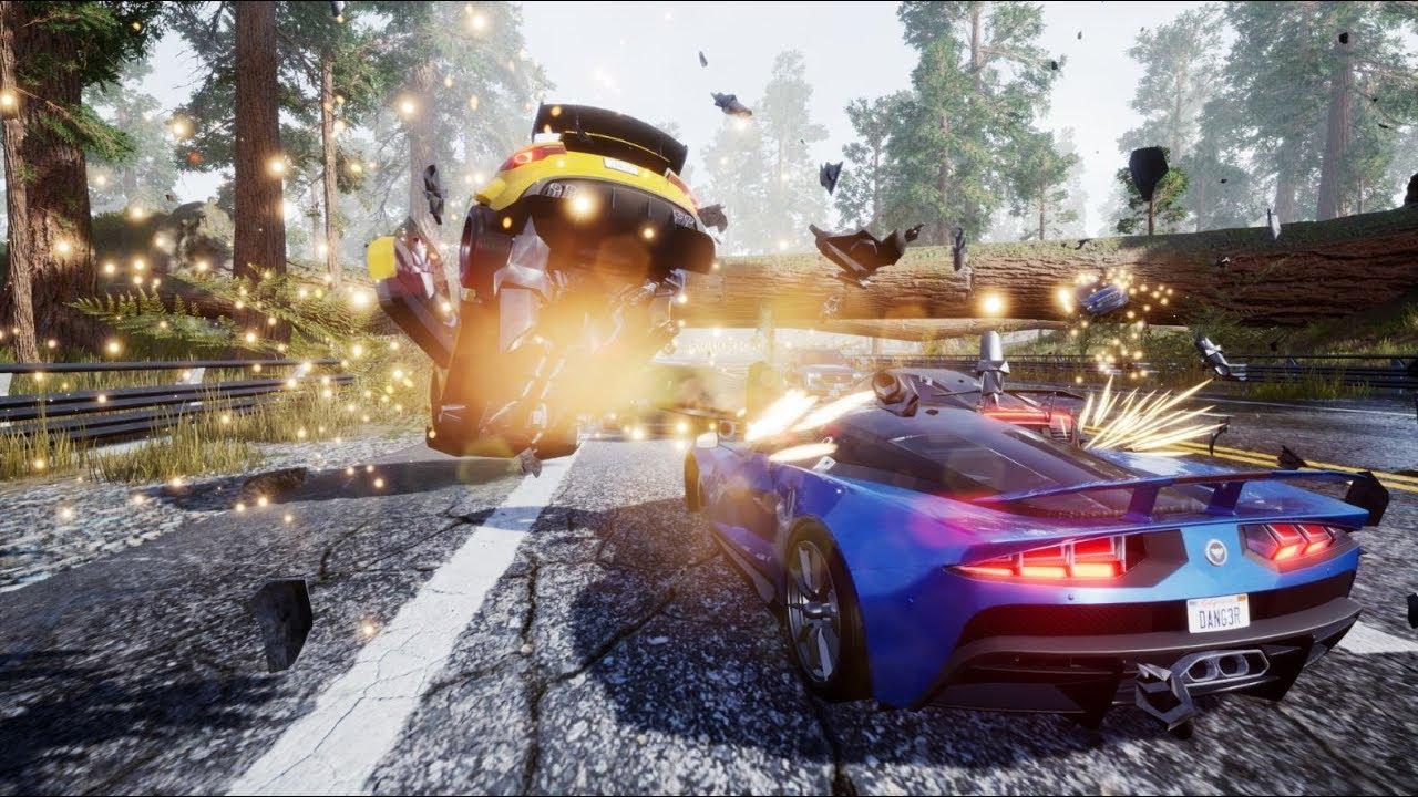 Burnout's Successor Dangerous Driving Is Taking Road Aggression To Epic Store In April
