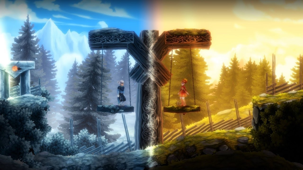 Modus Games Launches Trailer Of Degrees Of Separation – A Puzzle Game Featuring Two Lovers