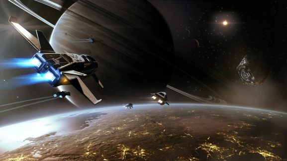 The Elite Dangerous Pilot Who Has Been Stuck In Space For Three Months Is Finally Getting Rescued