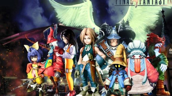 Final Fantasy IX Now Available For Nintendo Switch; Final Fantasy VII Joining The Console On March 26