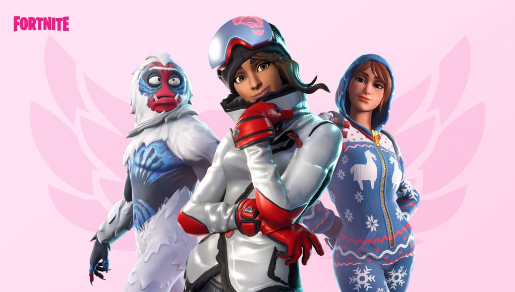 Fortnite's Valentine's Day Event Has Some Surprises In Store For Fans
