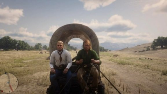 Reddit User Adds Fred And Shaggy At Red Dead Redemption 2 And It's Not Comical After All