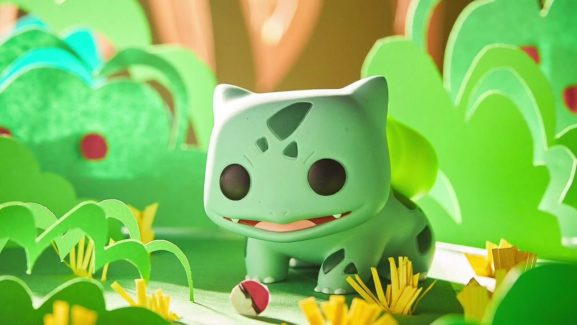 Bulbasaur Will Be Funko's Second Pokémon Pop Figure And There Will Be A New Pokémon Every Year