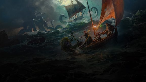 Ghosts Of Saltmarsh Brings Nautical Adventure To Dungeons And Dragons