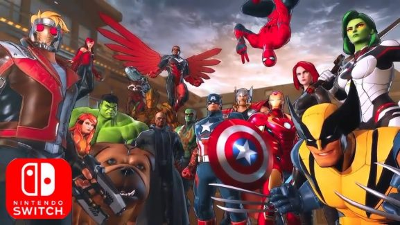 Marvel Ultimate Alliance 3: The Black Order To Be Released This Summer On Nintendo Switch; New Characters Revealed