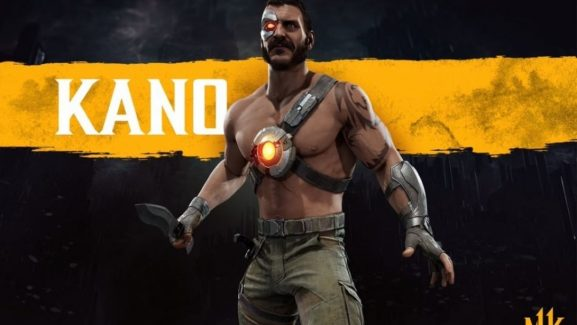 Mortal Kombat 11: Kano Is Part Of The Roster And MK11 Is The Goriest So Far