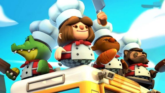 Overcooked 2 Introduces New Chefs, Challenging Levels, Plus New Game Mode To Welcome Chinese Lunar New Year