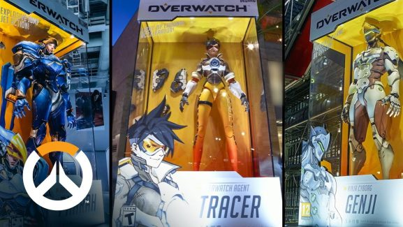 Overwatch Action Figures And Other Cool Toys To Look Out For This Spring So Better Save Up!