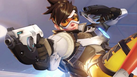 Overwatch Teaser Reveals A New Possible Male Hero Named Jean-Baptiste