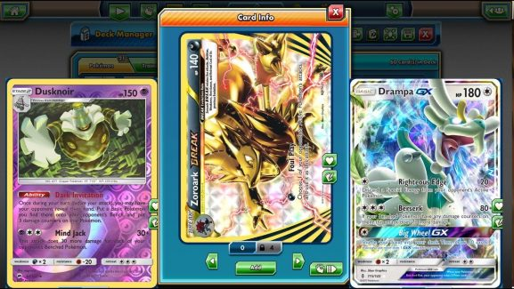Track Pokémon Cards With New Android And iOS Compatible TCG Card Dex