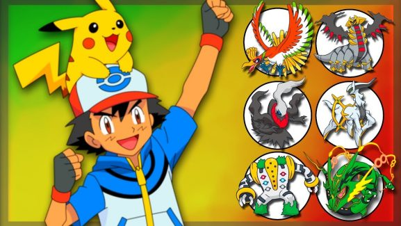 Pokemon Might Have Debunked The Theory That Ash's Dad Has Long Been Dead