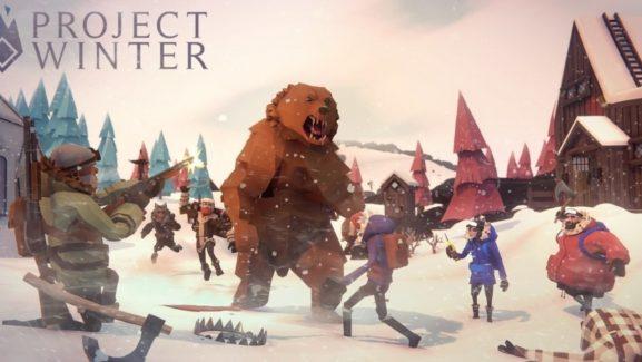 Get A Sneak Peek Of Project Winter's Open Beta Launching Over The Weekend