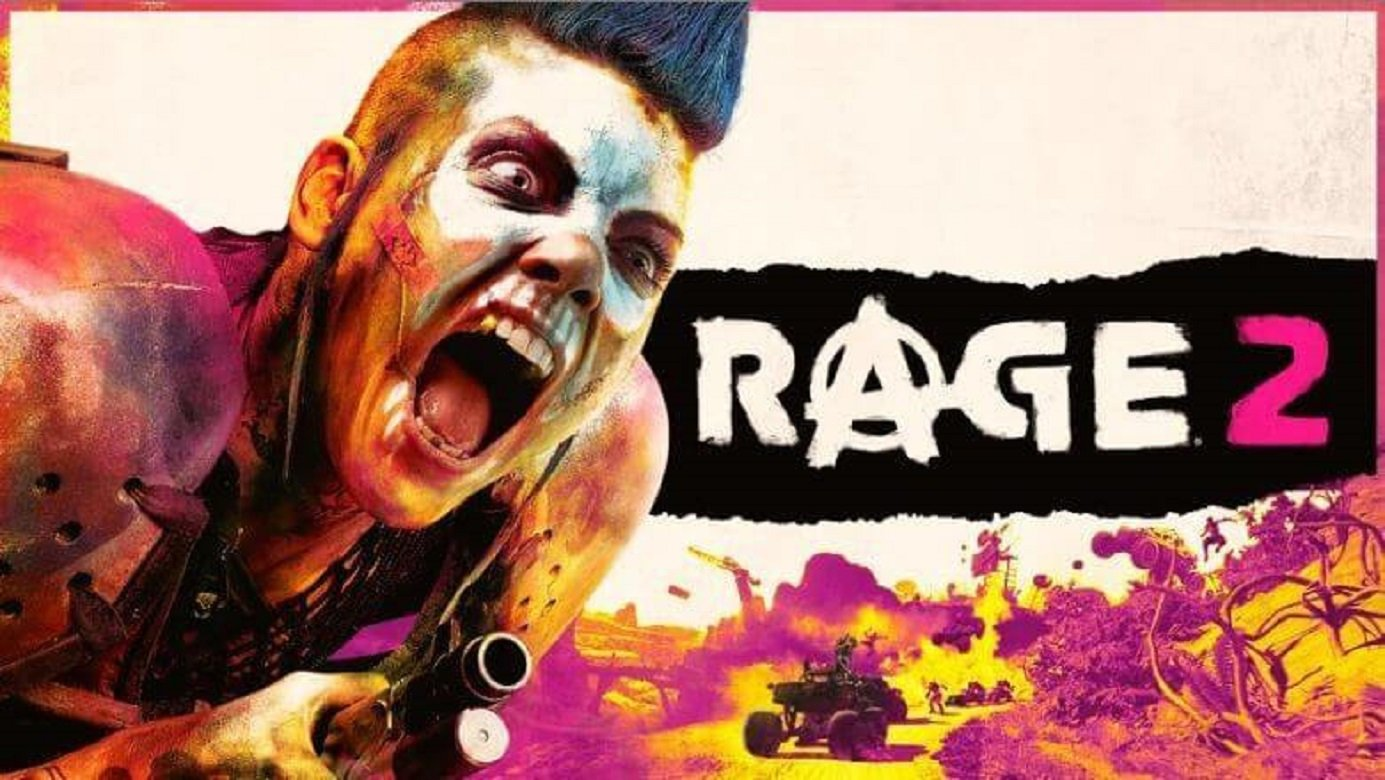 One Lucky Gamer Has The Chance To Win A Rage-Themed Dreamcast; Will Be Able To Play Rage 2