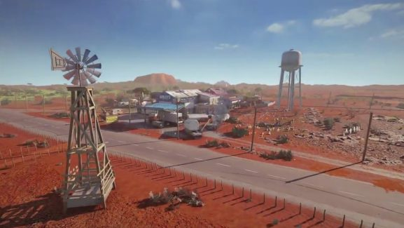Rainbow Six Siege's Operation Burnt Horizon Pays Homage To Australia's Outback