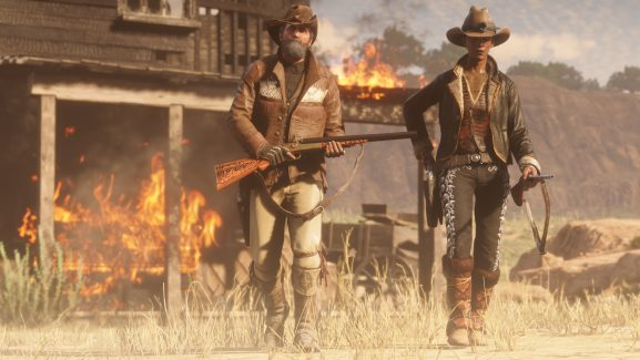 Red Dead Online Bug Transforms Whole Game Into A Ghost Town; Rockstar Dead Silent On Issue