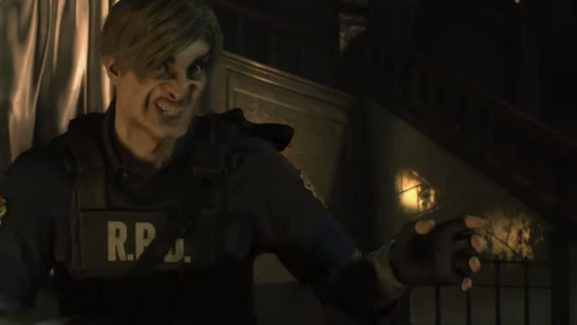 Resident Evil 2 Has A Short Animation Video - It's Terrifying And Hilarious, And Fans Want More