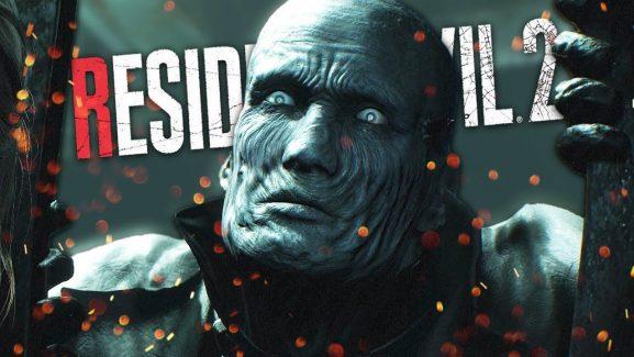 Trench Coat Guy Mr. X Gets Spawned Twice In Resident Evil 2 Speed Runner's Test