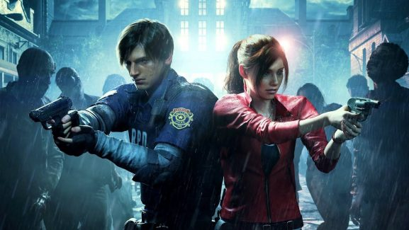 Remake Mod Of Resident Evil 2 Brings Back Sleek Classic IU For Free