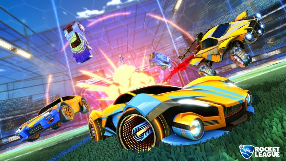 Rocket League's New Friends Update Makes It Easier For Gamers To Find Players From Different Gaming Platforms