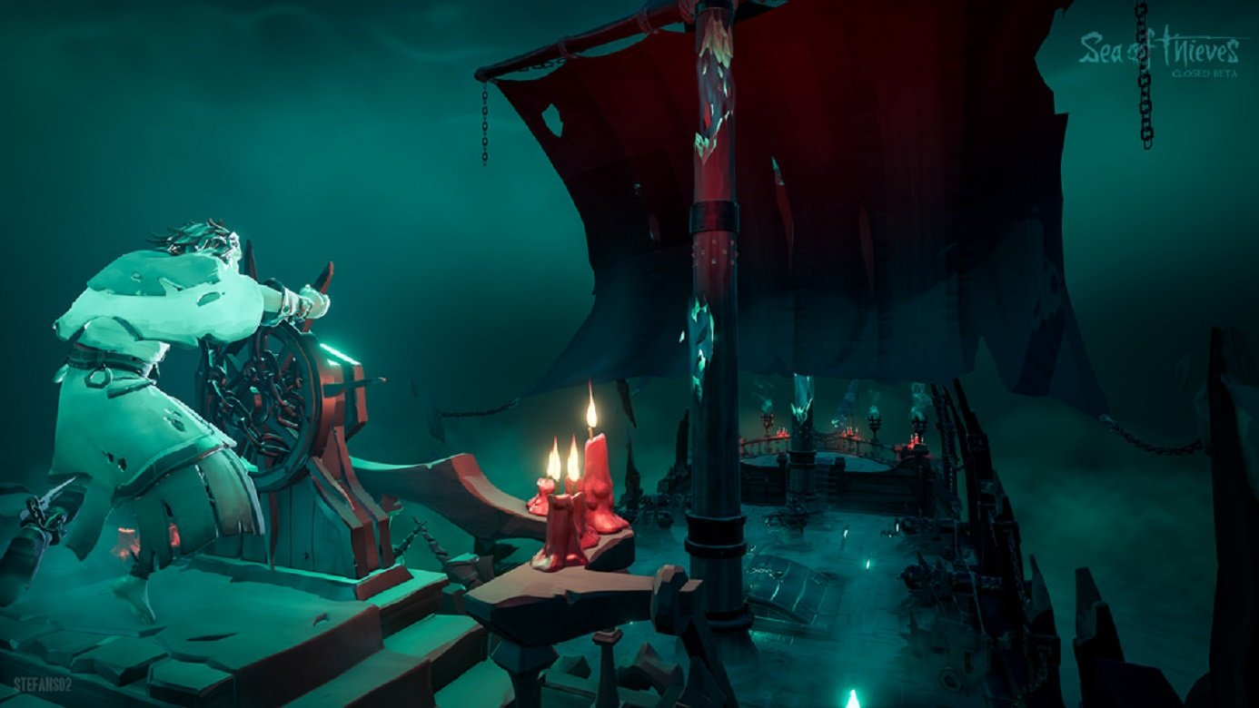 Sea Of Thieves Gamers Can Invite Friends For A Week Of Free Play