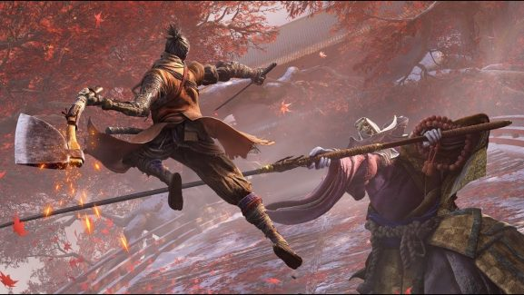 Sekiro: Shadows Die Twice Exceeds 120,000 Players At A Time On Steam