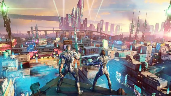 How Long Is The Crackdown 3 Campaign? Here's A Hint: It's Longer Than Its Two Predecessors