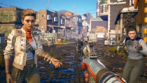 Unique Companions And Slow-Mo Combat Added To Obsidian's The Outer Worlds