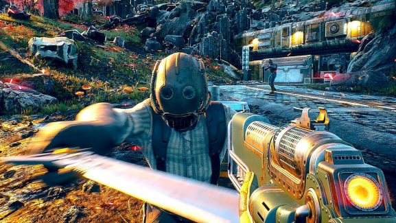 Obsidian Pleads Fans To Stop Using The Outer Worlds To Tear Fallout 76 Down