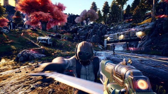 The Outer Worlds To Bring Wacky Weapons, Shrink Ray, Ugly Stick; 'Massive Enemies' Expected