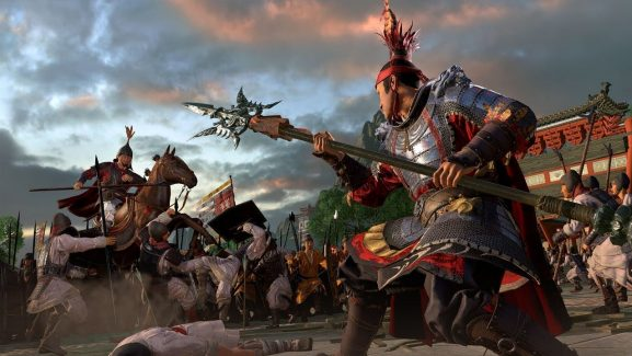 The Trailer Of Total War: Three Kingdoms Showcased The Records Mode