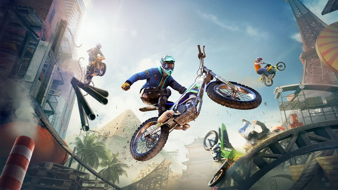 Ubisoft's Motocross Trials Rising Offered Free On Its February 26 Open Beta