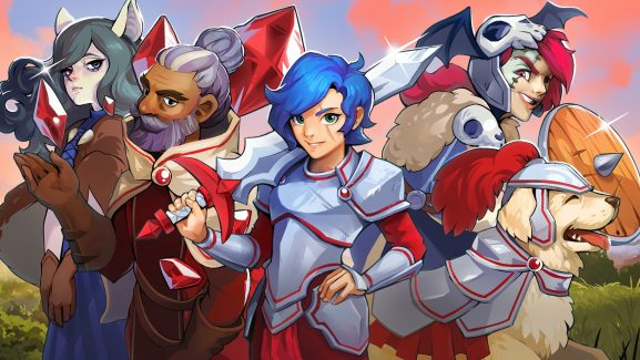 Chucklefish CEO Says Sony Is Responsible For Lack Of Wargroove PS4 Crossplay