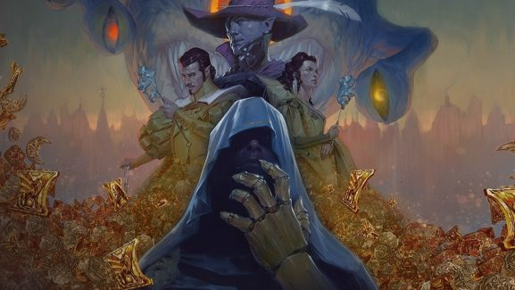 Waterdeep: Dragon Heist - Gamers Can Rob A Bank And The Replayability Feature Heightens Its Adventure Like Never Before