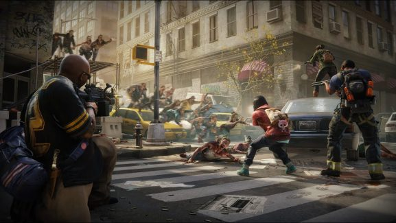 Saber Interactive Revealed A Recent PvPvZ Multiplayer Trailer Of World War Z And It's Intense