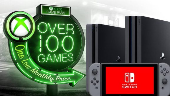 Will The Xbox Game Pass And App Be Available To Nintendo Switch In 2019? Rumor Says So