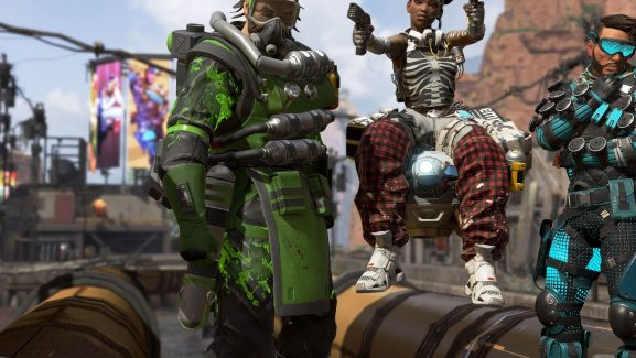 EA Roll-Out Apex Legends; Features Innovative Gameplay Which Enables Players To Revive Teammates