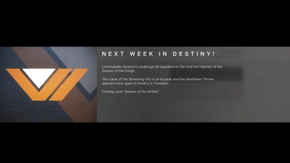 Destiny 2 Introduces Weekly Message Boards Which Benefits The Gaming Community
