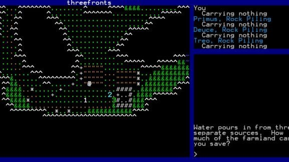 The 7DRL Challenge This Year Has Ended And It's An Early Yuletide Treat!