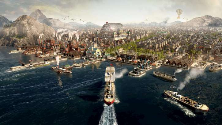 Say Hello to Anno 1880, Epic Store's Another Soon-To-Be Epic Exclusive