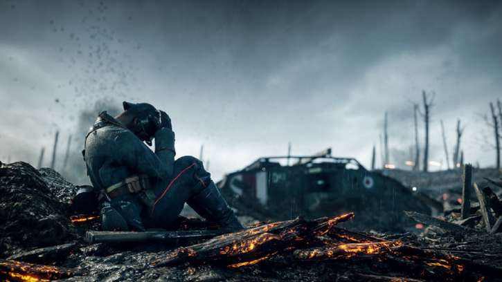 Battlefield 5 Shows Off A Sneak Preview Of Its Upcoming Battle Royale Mode