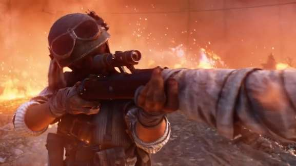 Battlefield 5 Firestorm Has A Huge Map And It Has Elements For Other Battle Royale Fans To Try