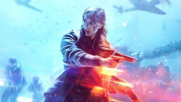 Video Leaks What Players Could Expect From Upcoming Battlefield V Firestorm BR Mode