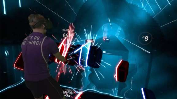 Beat Saber's First Paid DLC Monstercat Music Pack and Single-Player Campaign Mode Are Available Now