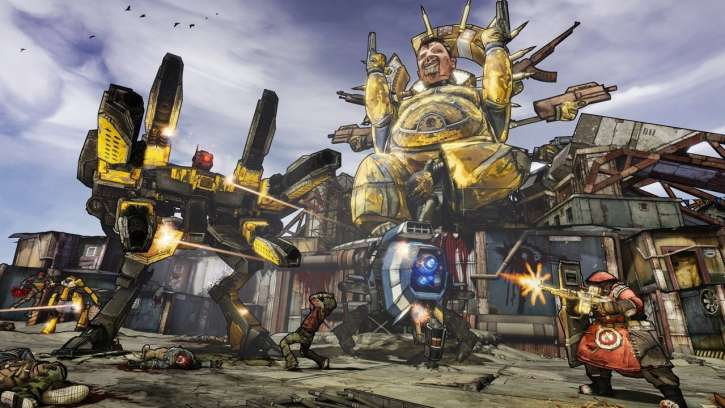 Borderlands 2, The Pre-Sequel 4K Texture Packs Will Be Released For Free Next Week