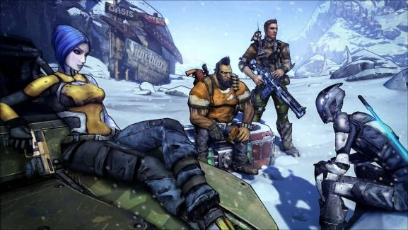Blind Squirrel Games Has Teased On Twitter And Fans Thought It's A New Borderlands Game